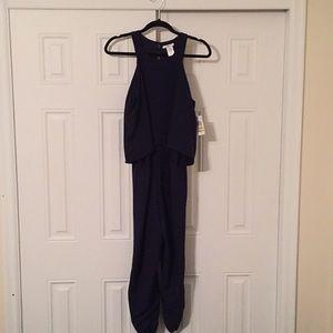 Bar III jumpsuit